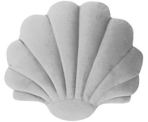 Cuscino Shell, Grigio chiaro