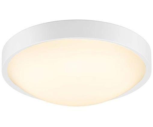 Plafonnier LED mimimaliste Altus, Blanc