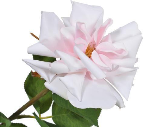 Flor artificial rosa Alina, Rosa pálido, L 54 cm