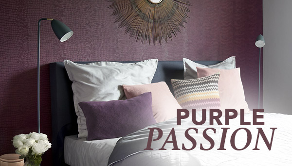 Autres articles du look »Purple Passion«