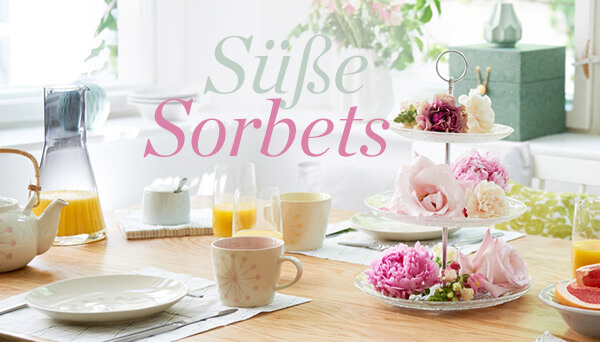 Süße Sorbets
