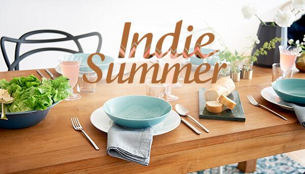 Meer producten uit de look »Indie Summer«