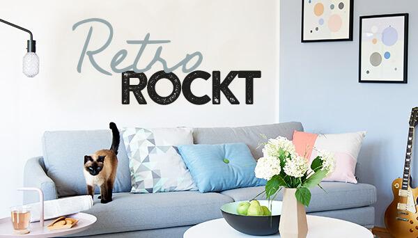 Retro rockt