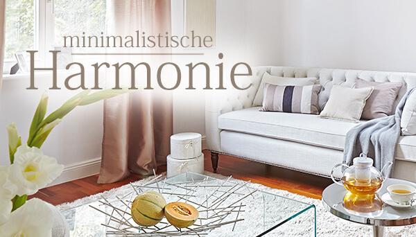 Minimalistische Harmonie