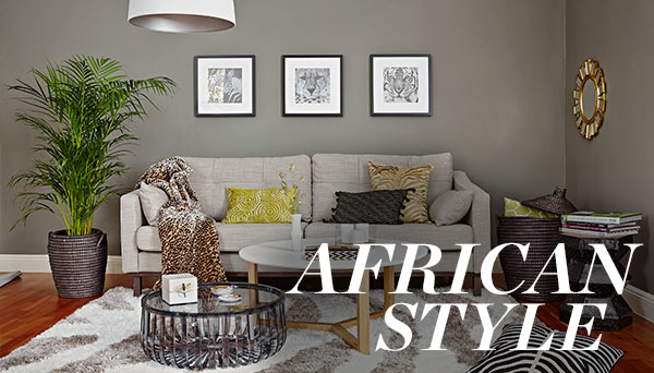 Andere Produkte aus dem Look »African Style«