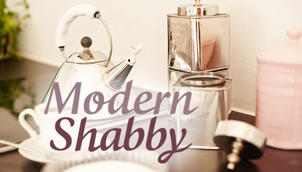 Autres articles du look »Modern Shabby«