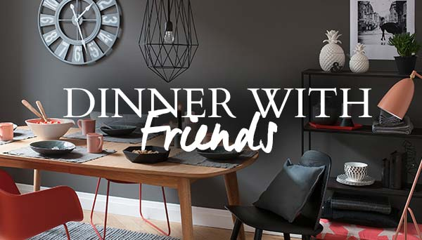 Andere Produkte aus dem Look »Dinner with Friends«