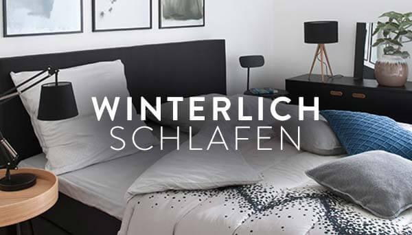 Andere Produkte aus dem Look »Winterlich schlafen«