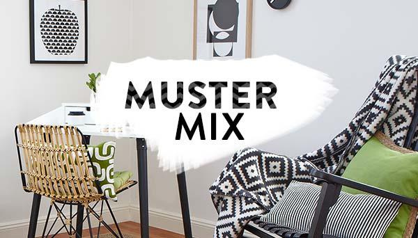 Andere Produkte aus dem Look »Mustermix«