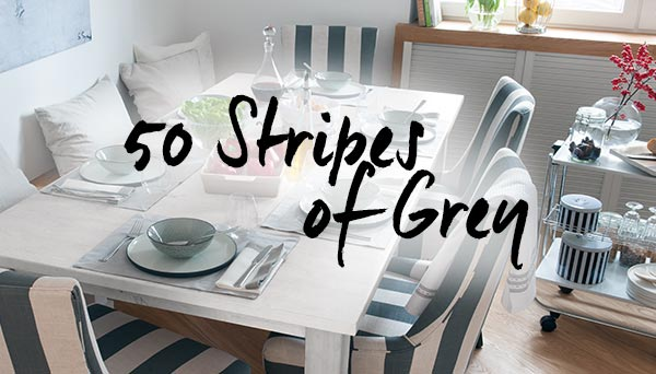 Andere Produkte aus dem Look »50 Stripes of Grey«
