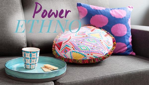 Andere Produkte aus dem Look »Power Ethno«
