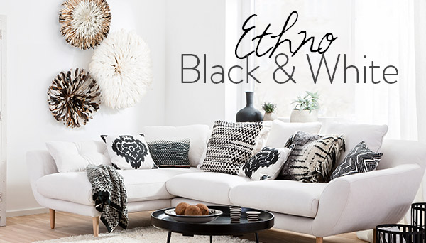 Autres articles du look »Ethno Black & White«