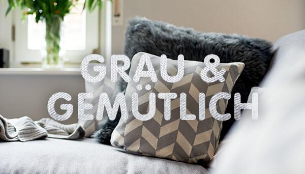 Andere Produkte aus dem Look »Grau & gemütlich«