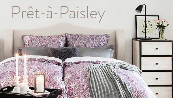 Prêt-à-Paisley