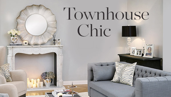 Andere Produkte aus dem Look »Townhouse Chic«