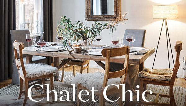 Altri prodotti del Look »Chalet Chic«