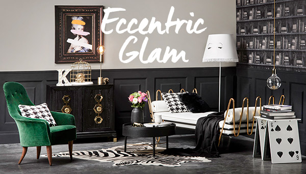Andere Produkte aus dem Look »Eccentric Glam«
