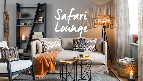 Autres articles du look »Safari Lounge«