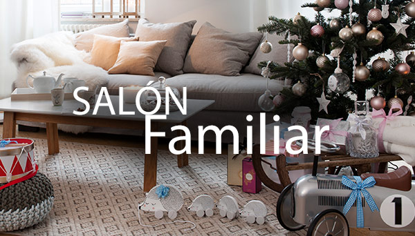 Otros productos del Look »Un salón familiar«