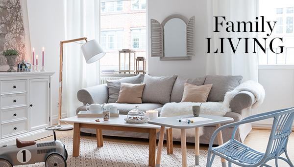 Altri prodotti del Look »Family living«
