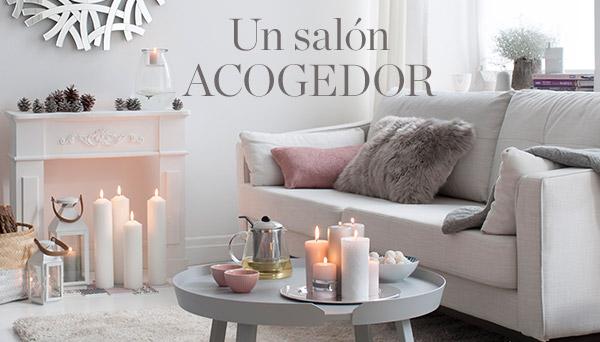Otros productos del Look »Un salón acogedor«