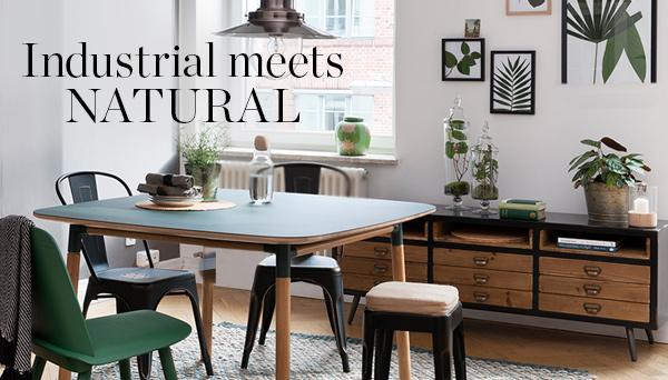 Meer producten uit de look »Industrial & Natural«
