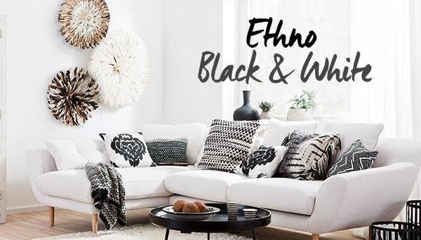 Meer producten uit de look »Ethno Black & White«
