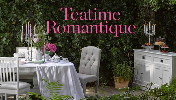 Teatime Romantique