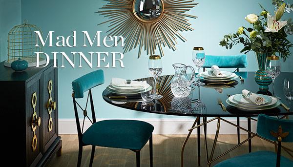 Mad men Dinner