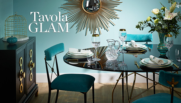 Altri prodotti del Look »Tavola Glam«