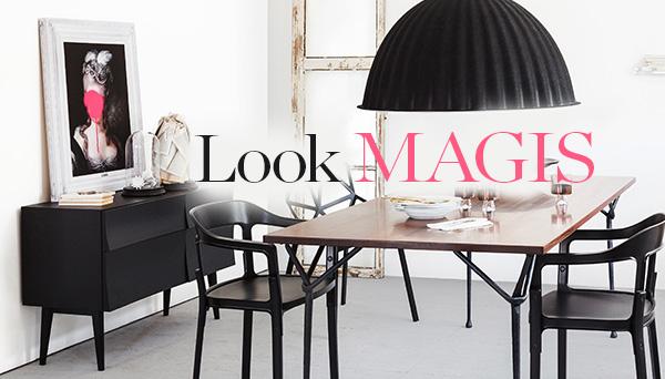 Autres articles du look »Look magis«