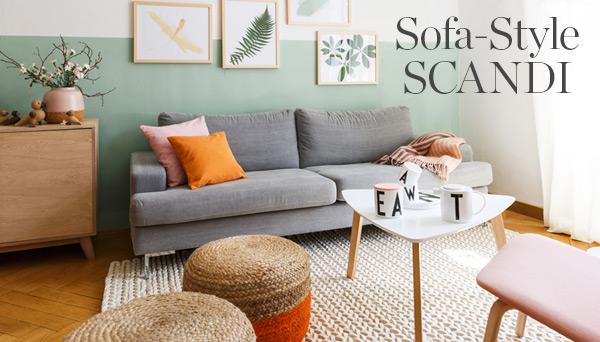 Sofa-Style: Scandi