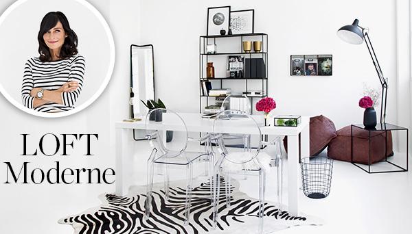 Autres articles du look »Loft Moderne«