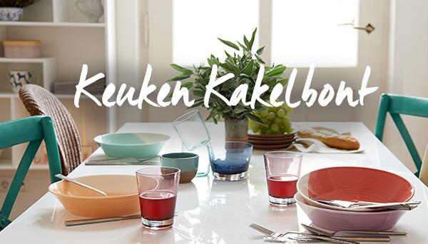 Meer producten uit de look »Keuken Kakelbont«
