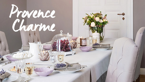 Andere Produkte aus dem Look »Provence Charme«