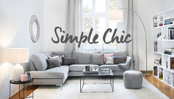 Autres articles du look »Simple Chic«