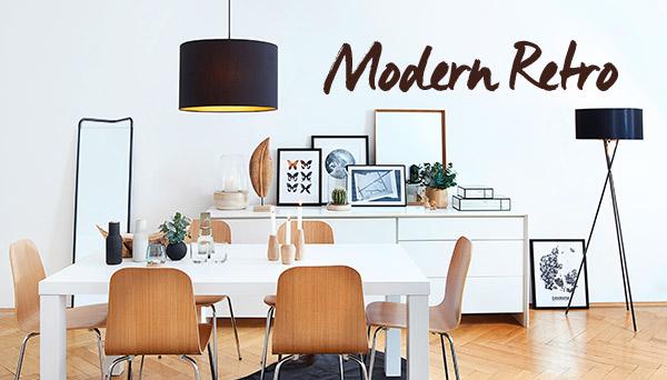 Meer producten uit de look »Modern retro«