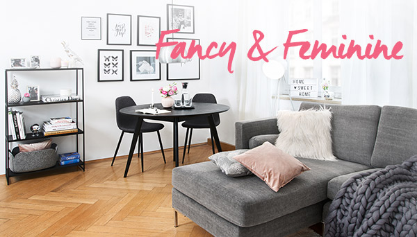 Andere Produkte aus dem Look »Fancy & Feminine «
