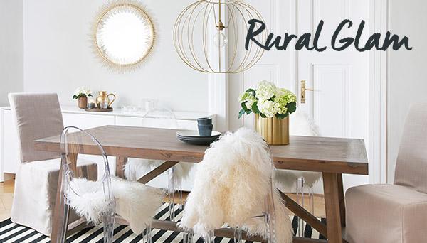 Andere Produkte aus dem Look »Rural Glam«