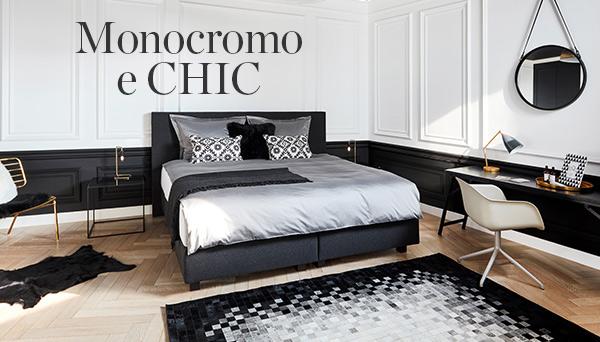 Monocromo e Chic