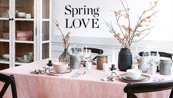 Autres articles du look »Spring Love«