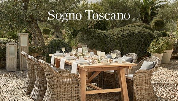 Altri prodotti del Look »Sogno Toscano«