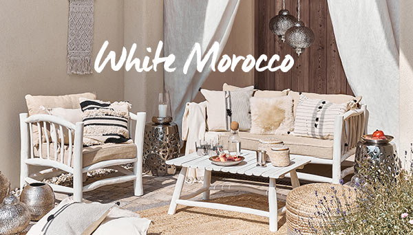 Andere Produkte aus dem Look »White Morocco«