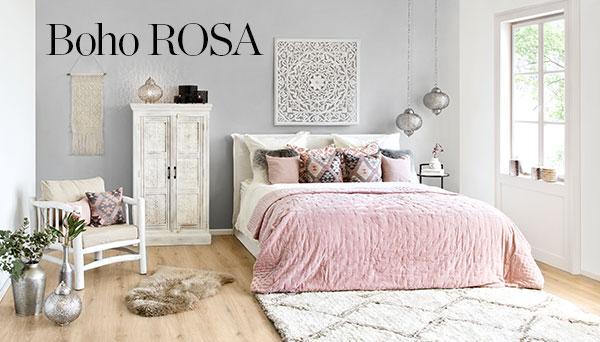 Boho Rosa