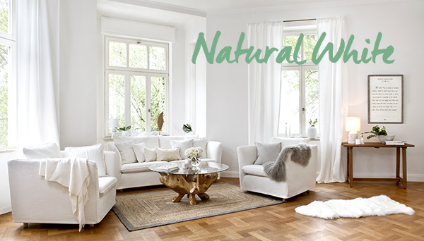 Autres articles du look »Natural White«