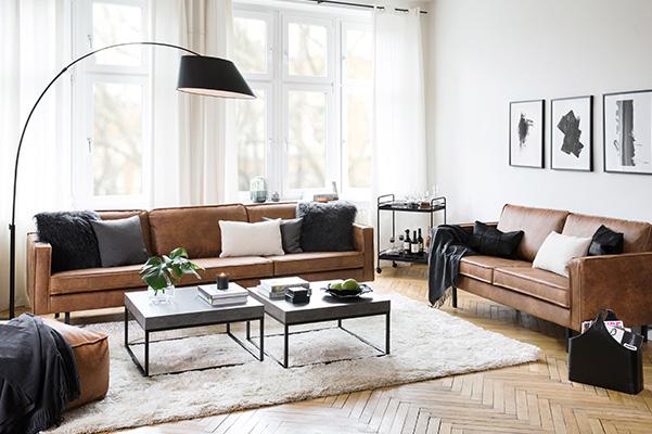 Get the Look Industrial Wohnzimmer - Wohnwelten zum ...