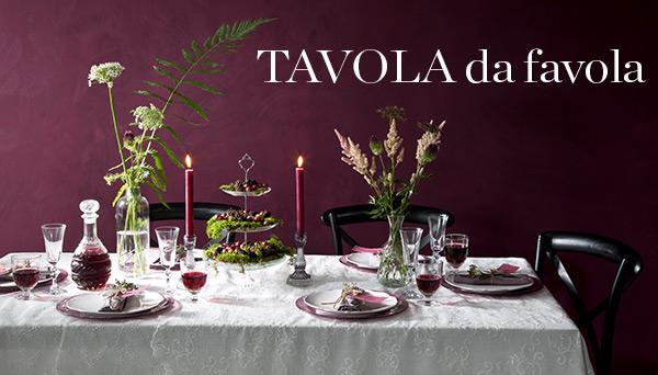 Altri prodotti del Look »Tavola da Favola«