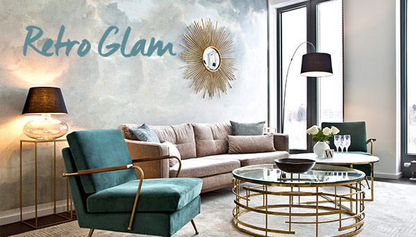 Meer producten uit de look »Retro Glam«