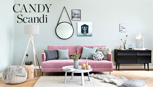 Autres articles du look »Candy Scandi«