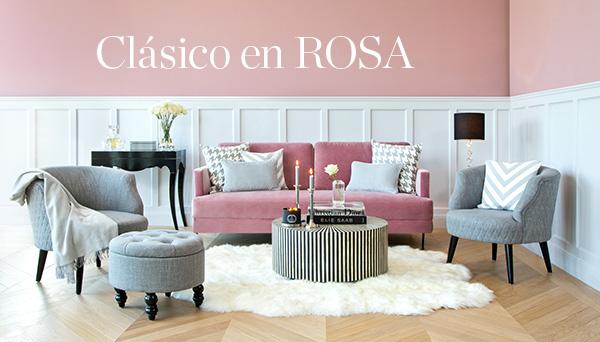 Clásico en rosa